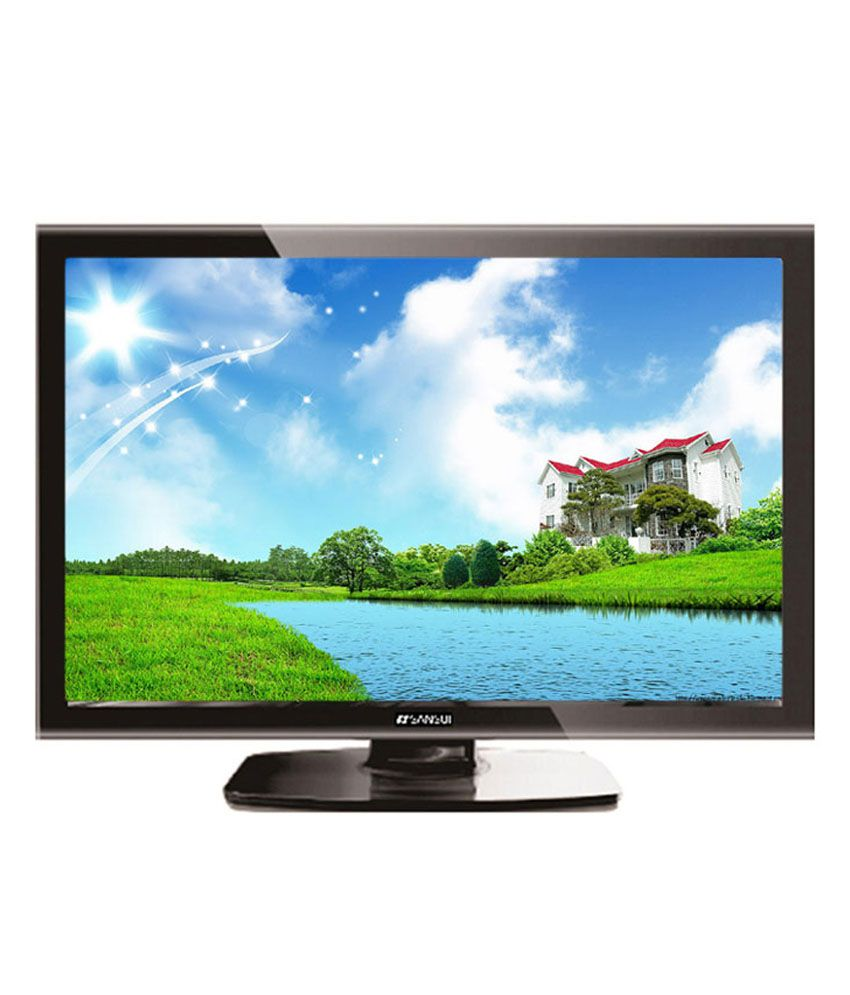 buy sansui sjv32hh02fa 80 cm 32 hd ready led television. Black Bedroom Furniture Sets. Home Design Ideas