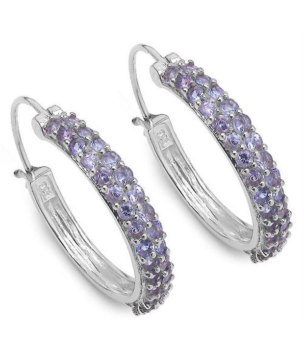 Johareez Ravishing Style Diva Hoop earrings