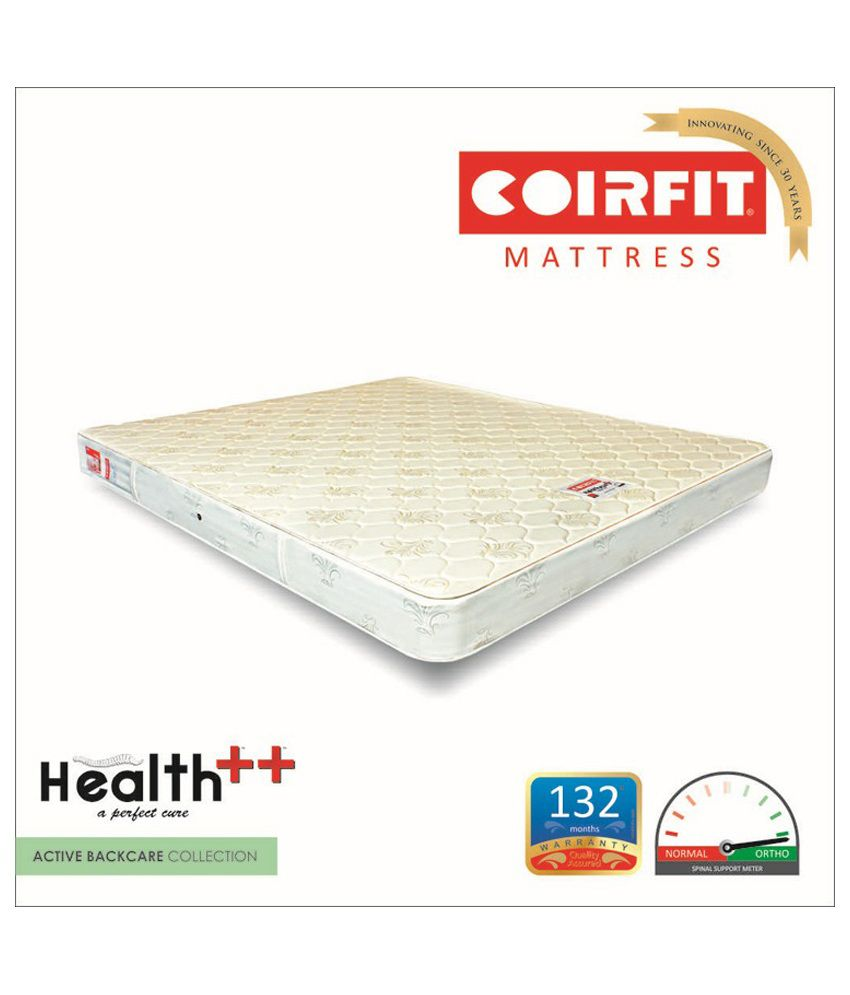 coirfit health plus plus active 5 inches perfect backache cure buy