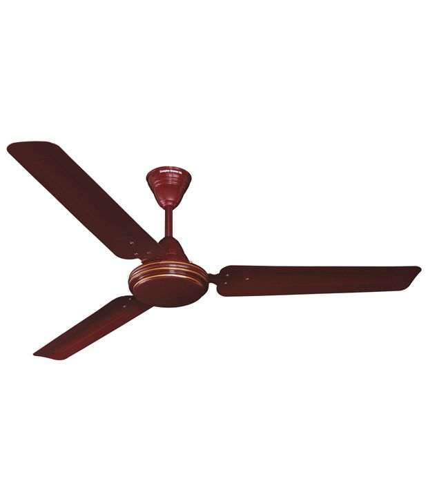 Crompton 48 Sea Wind Ceiling Fan Brown Price In India