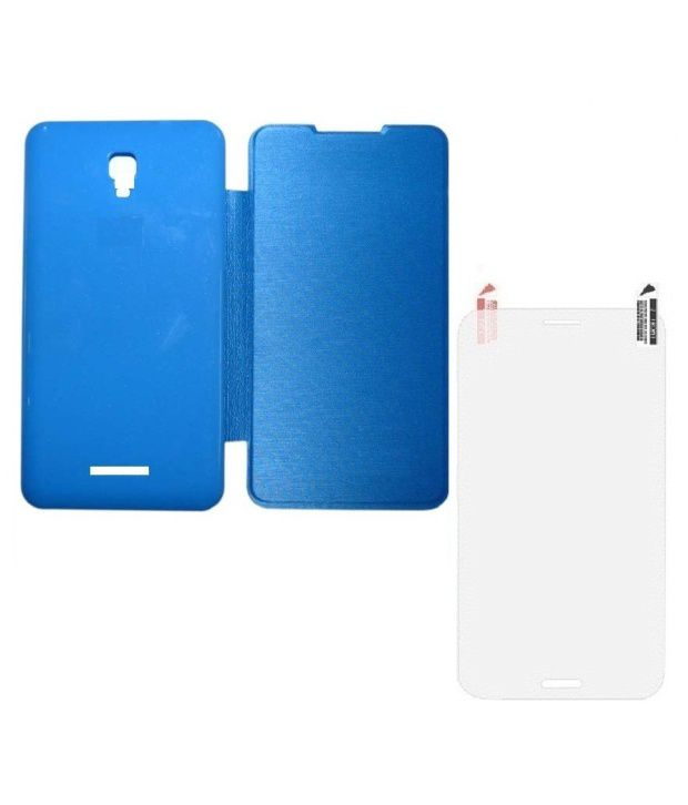 Karbonn S5 Plus Flip Cover YGS Flip Case Cover Fo...