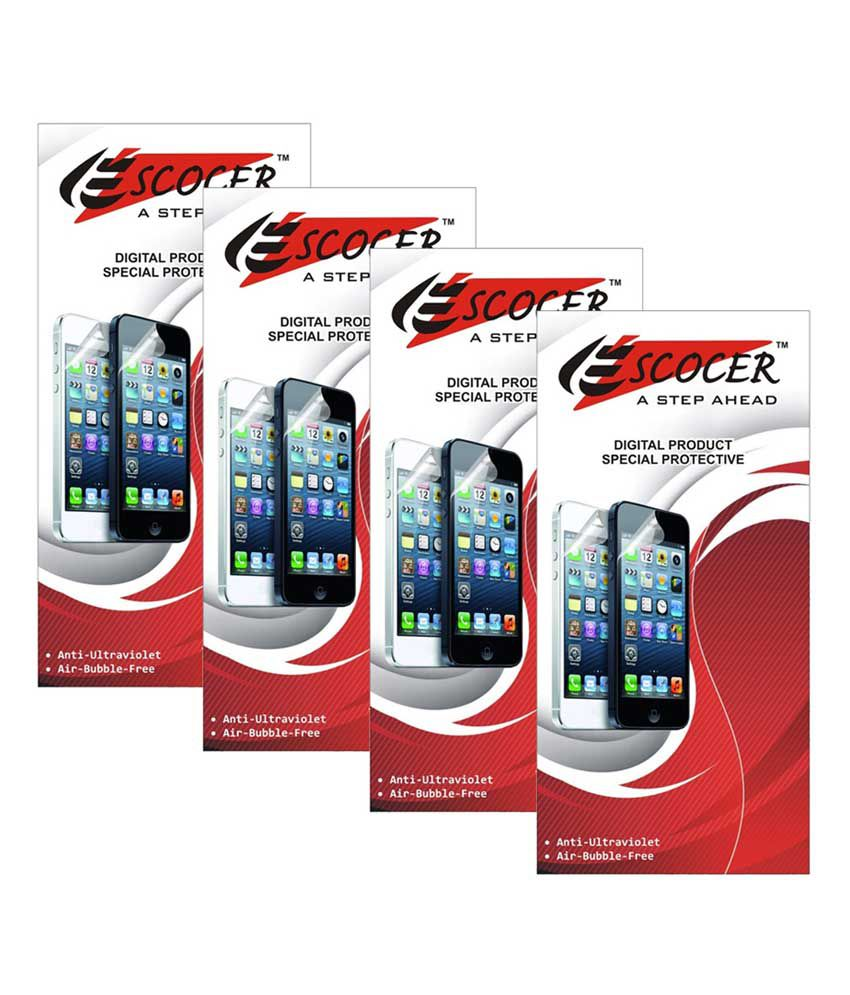 LG L5 II Dual E455 Clear Screen Guard by Escocer
