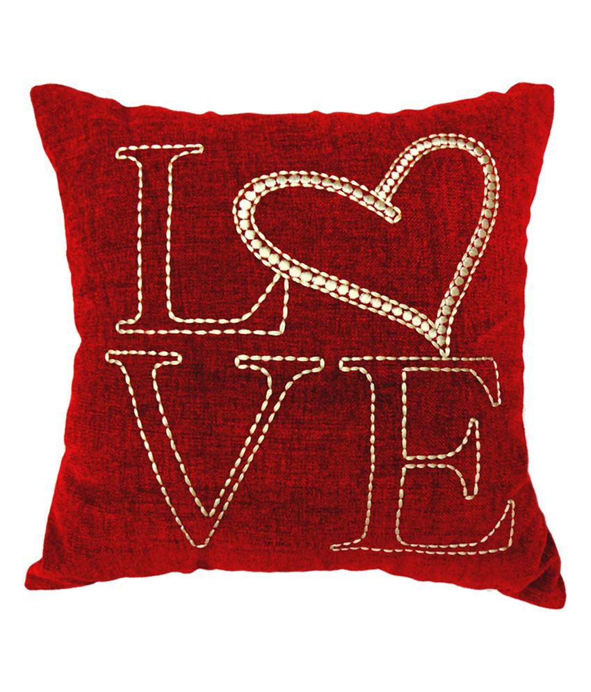 Jypore Bazaar Love Cushion Cover