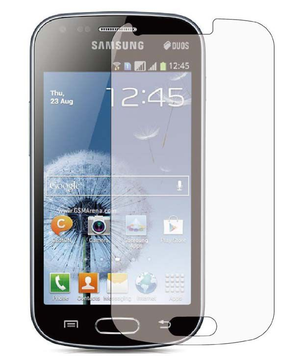 Samsung Galaxy Trend GT-S7392 Clear Screen Guard by Zeorgia