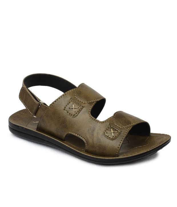 dc4e5d275bb Action Shoes Brown Men Sandals Price in India- Buy Action Shoes Brown Men  Sandals Online at Snapdeal