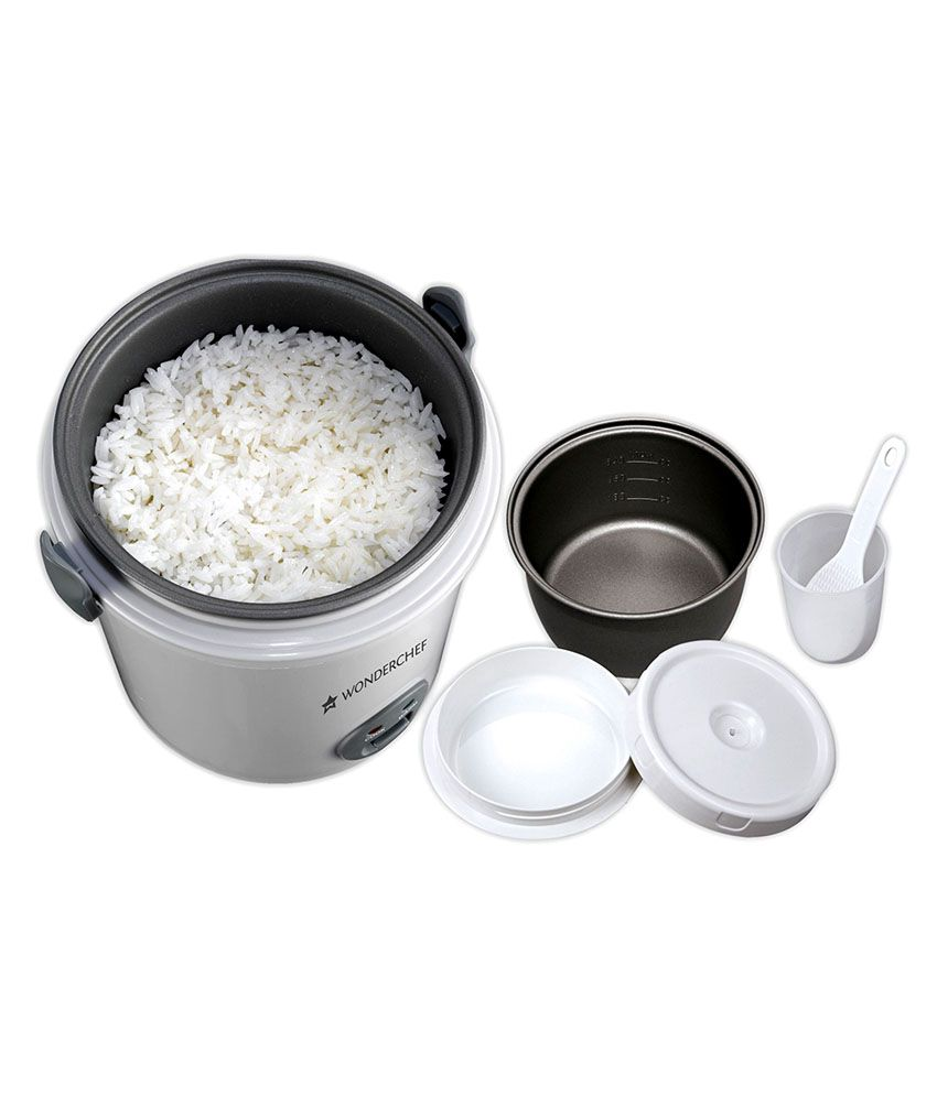Wonderchef Mini Rice Cooker 0.5L Price in India - Buy Wonderchef Mini Rice Cooker 0.5L Online on Snapdeal