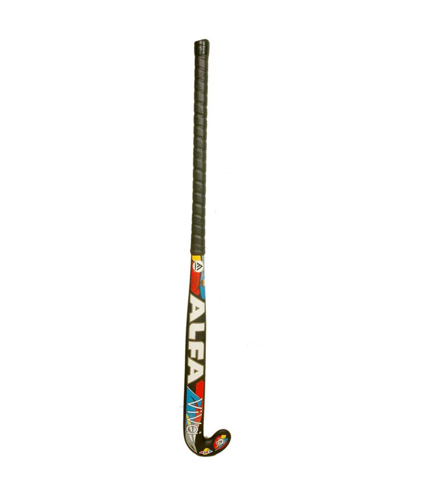 Alfa Viva Hockey Sticks With Cover