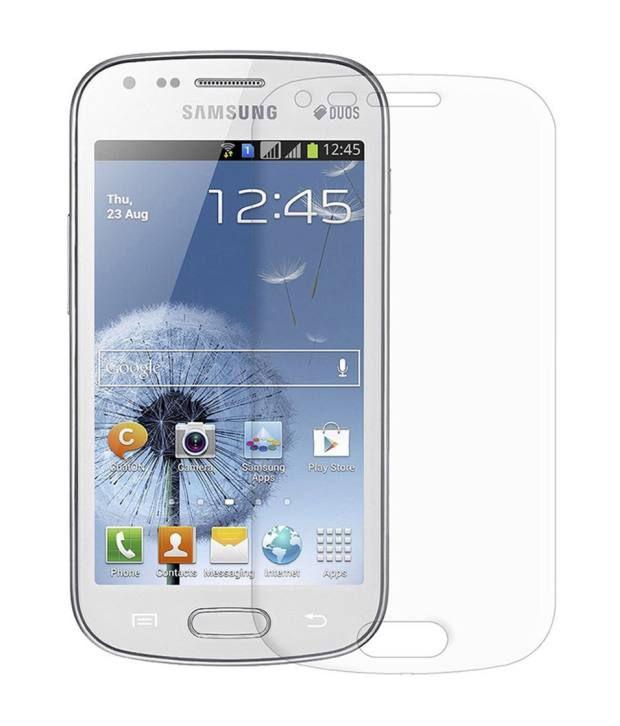 Samsung Galaxy S Duos Matte  Screen Guard by Uni Mobile Care
