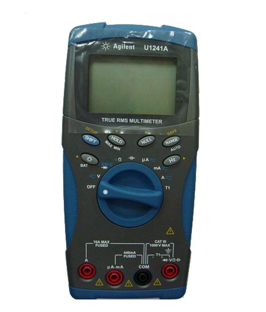 Agilent U1241A Handheld Digital Multimeter: Buy Agilent