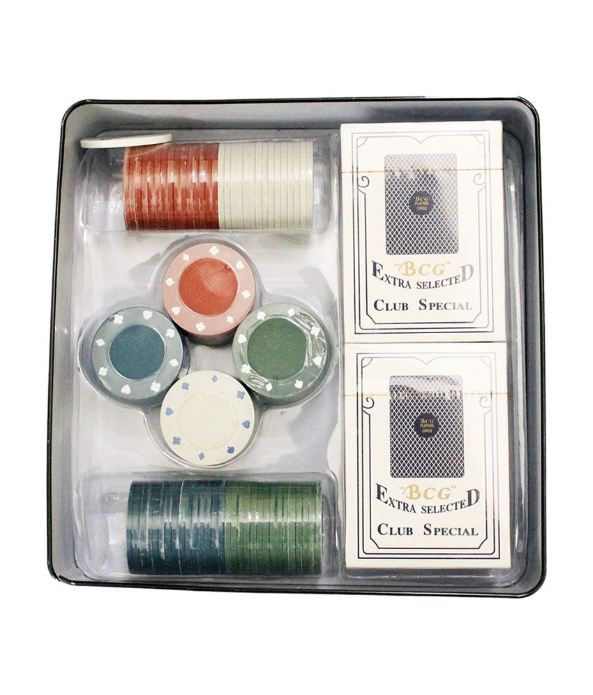 Fine Gift Professional Poker Chips