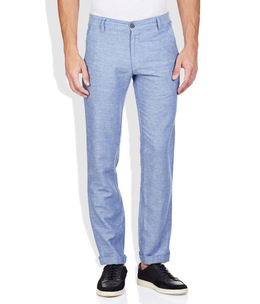 Code Blue Regular Fit Trousers