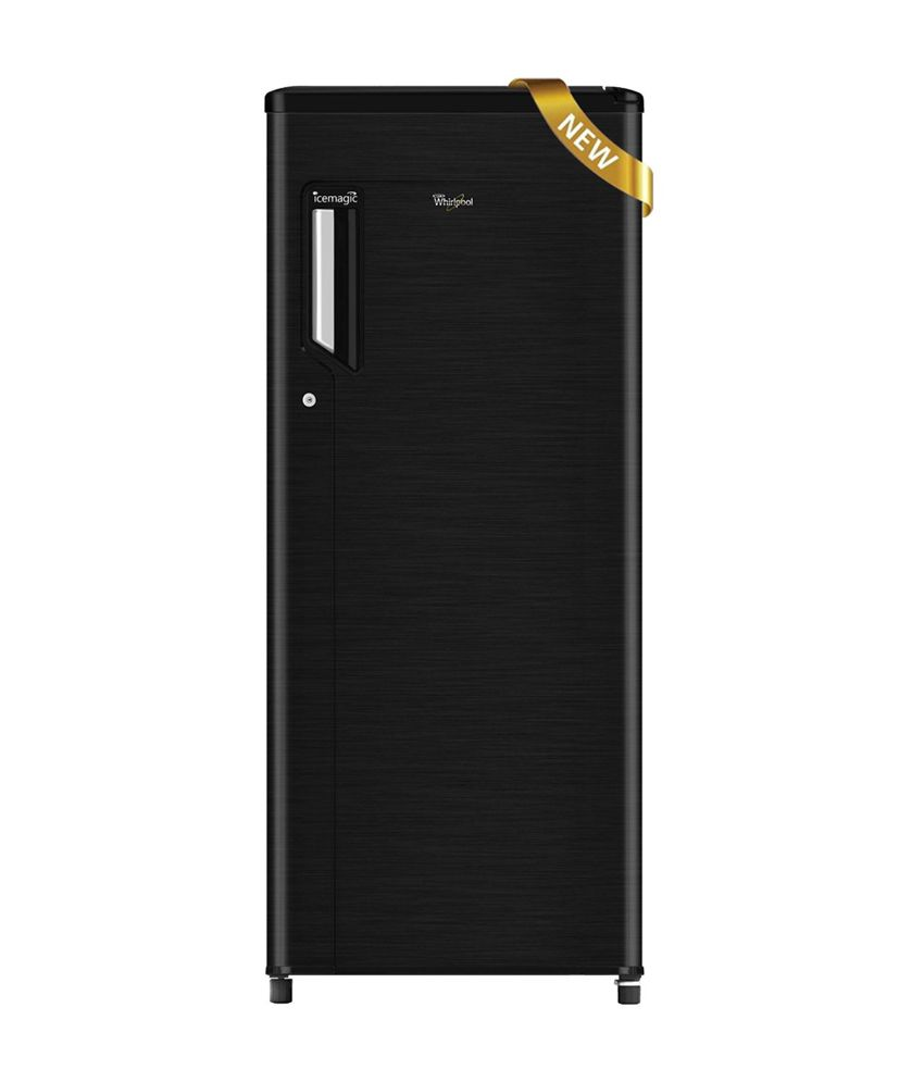 Whirlpool 215 Icemagic Premier 4S Grey Price in India ...