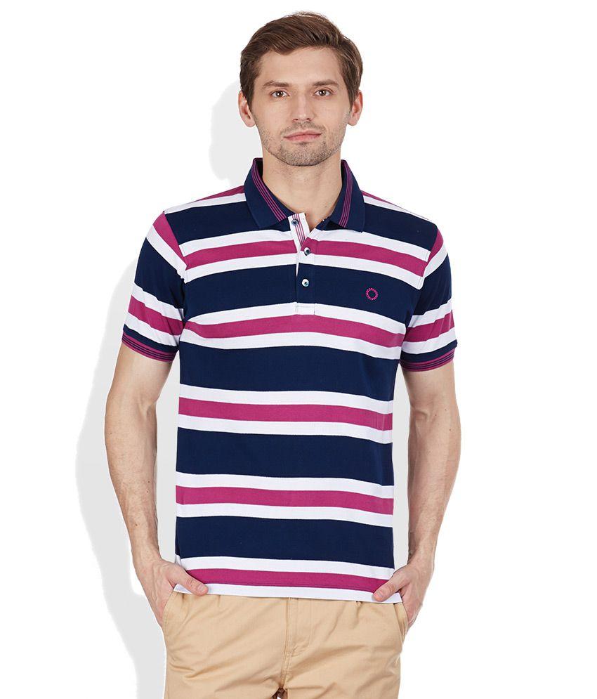 Proline Blue Polo T-Shirts