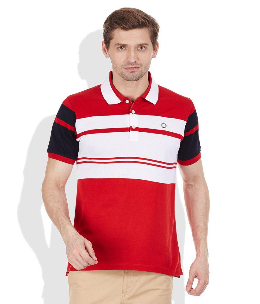 Proline Navy Polo T-Shirts