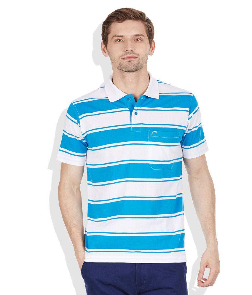 Proline White Polo T-Shirts