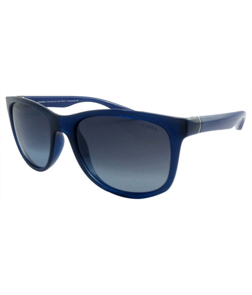 Izarra Unisex Rectangle Sunglasses