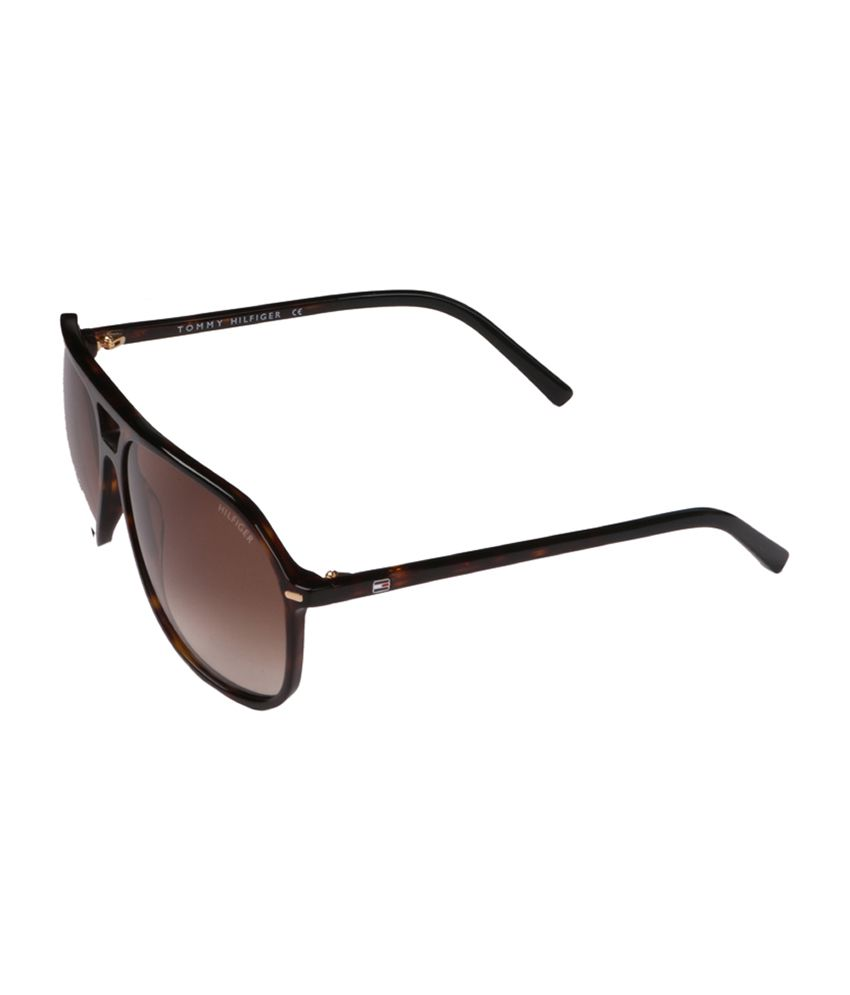 973a467277e Tommy Hilfiger TH7871 C2 Brown Square Men Sunglasses - Buy Tommy Hilfiger  TH7871 C2 Brown Square Men Sunglasses Online at Low Price - Snapdeal