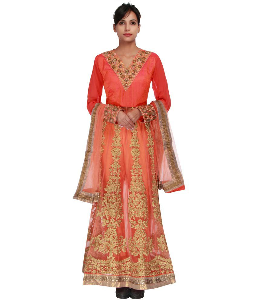 Kalki Fashion Salwar Suits - Multi Colour