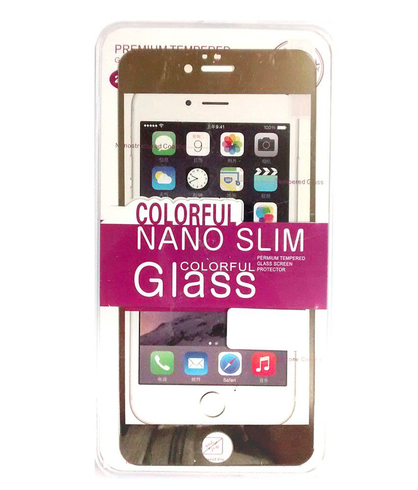 Apple iPhone 6 Tempered Glass  Screen Guard by Vasnm