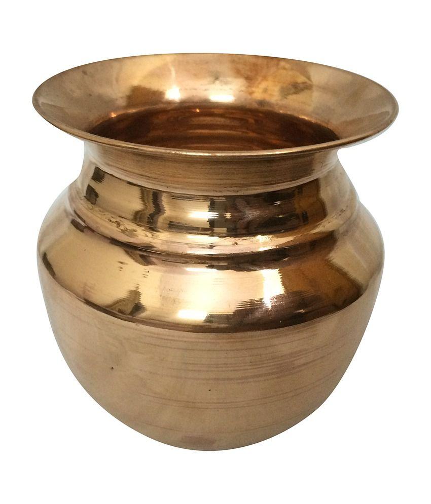 BR Brass Lota Copper Small