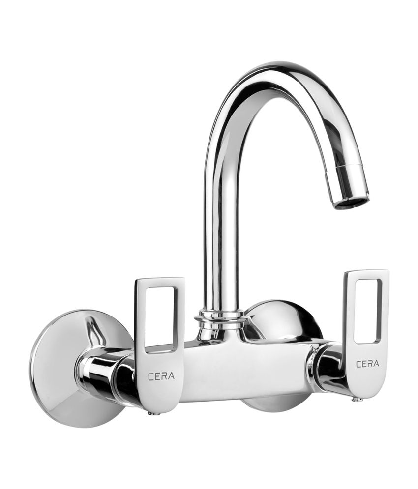 Buy Cera Winslet Fwcs1519 Sink Mixer Wall Mounted With