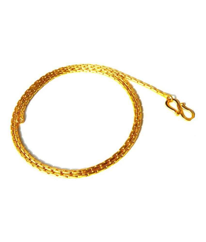 J S Imitation Magical Gold Chain: Buy J S Imitation ...
