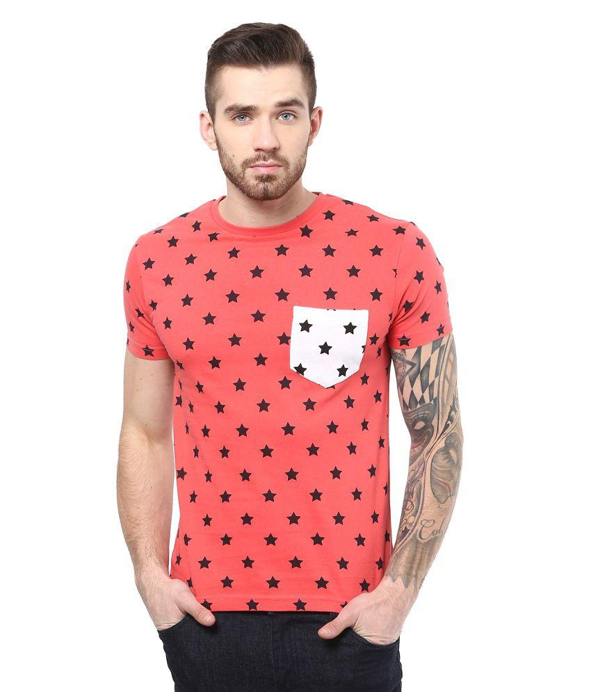 Monteil & Munero Carrot Cotton Half Sleeve T-shirt