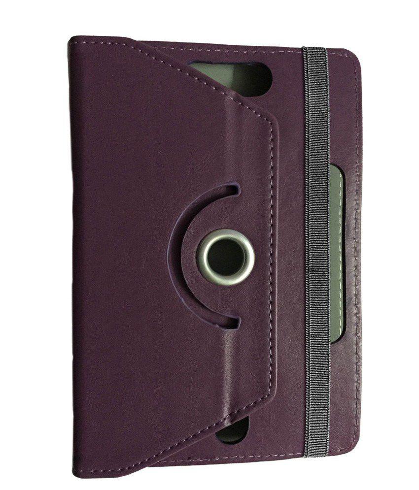 CaseTech Flip Cover for Iball Slide 3G 6095 D20