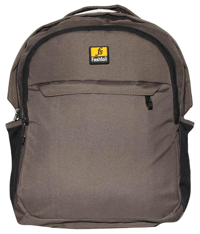 C Comfort Brown Backpack