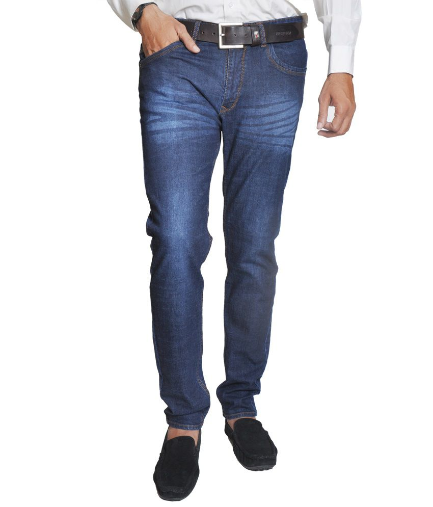 8eda587d Levi's Redloop Blue Regular Fit Jeans - Buy Levi's Redloop Blue Regular Fit  Jeans Online at Best Prices in India on Snapdeal