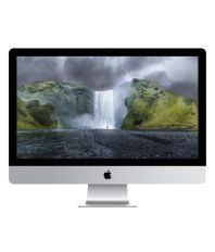 Apple iMac MF886HN/A Desktop (4th Gen Intel Core i5-8 GB RAM-1TB HDD-68.58 cm (27)-OS X Yosemite-2GB Graphics) (Silver/Black)