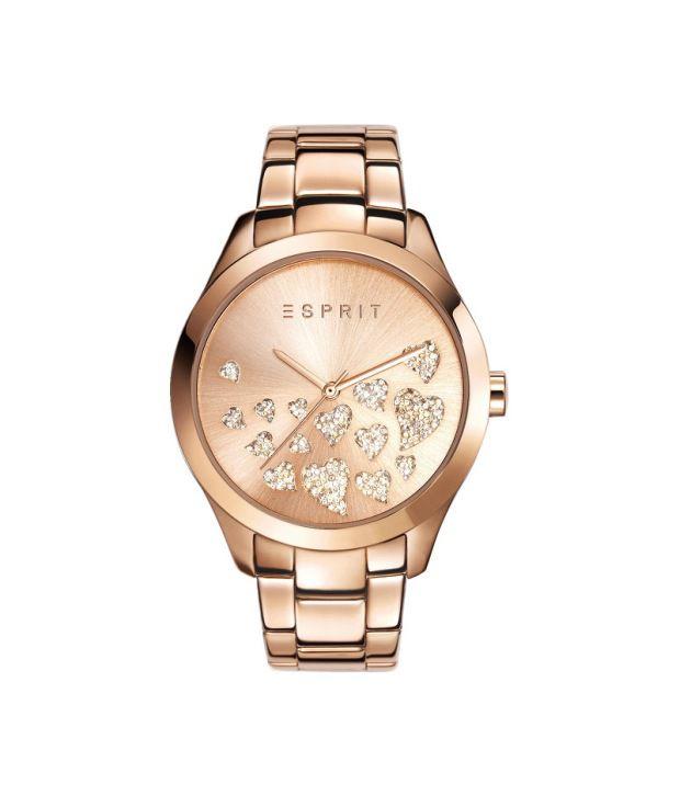 ac4042287089 Esprit ES107282006 Women Watch Price in India: Buy Esprit ES107282006 Women  Watch Online at Snapdeal