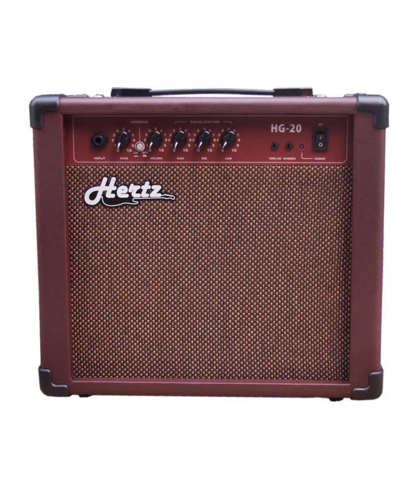Hertz Hg-20 Guitar Amplifier