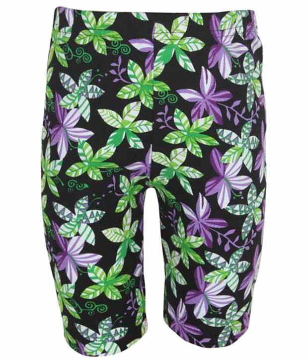 Eight26 Green Shorts By Rituwears