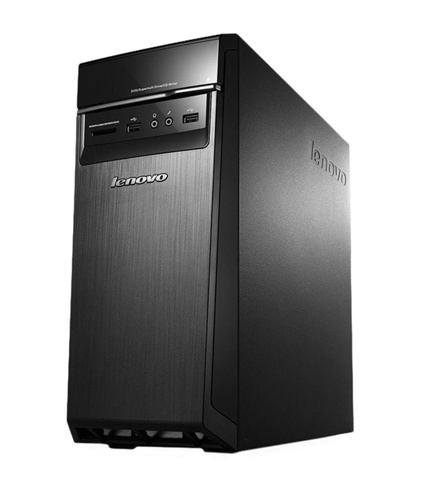 Lenovo H50 (90b7007min) Desktop (4th Gen Core I3/4 Gb/500 Gb/dos)