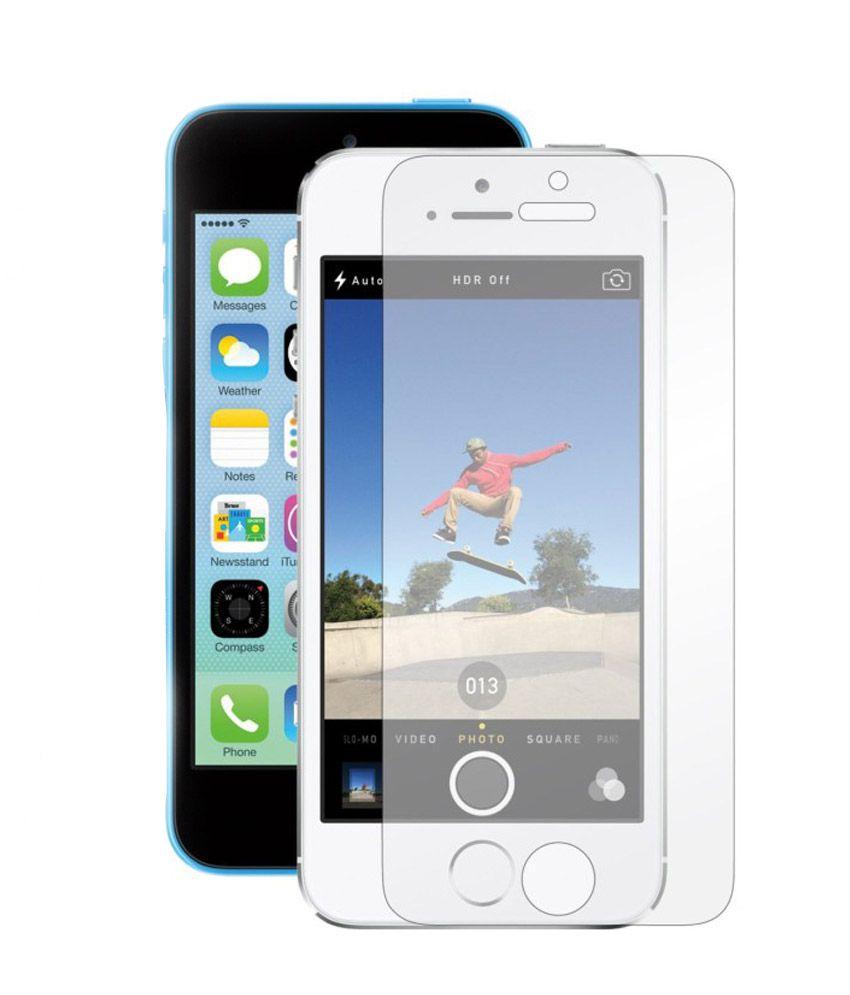 Apple Apple iphone 5S AntiGlare Screen Guard by Tech Armor