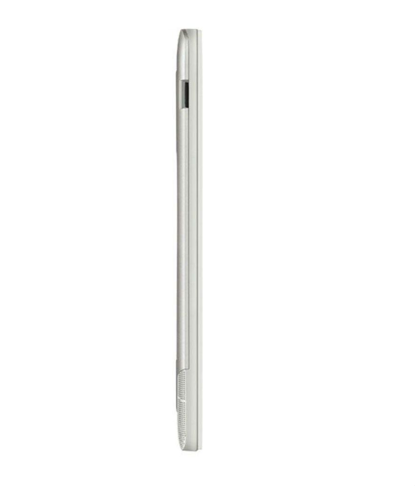 Lava Xtron Z704 16GB Wifi Tablet Silver