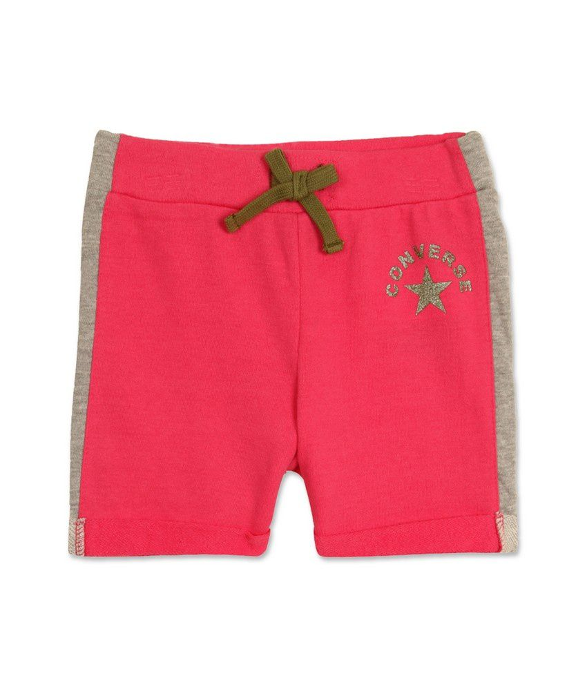 Converse Pink Short