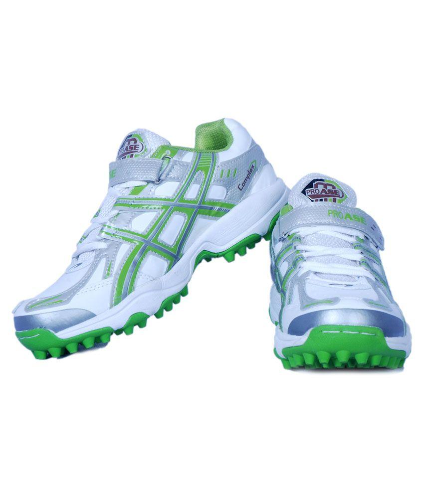 Pro Shoe Green Synthetic Leather Sport Ase Buy 1lJcT3FKu5