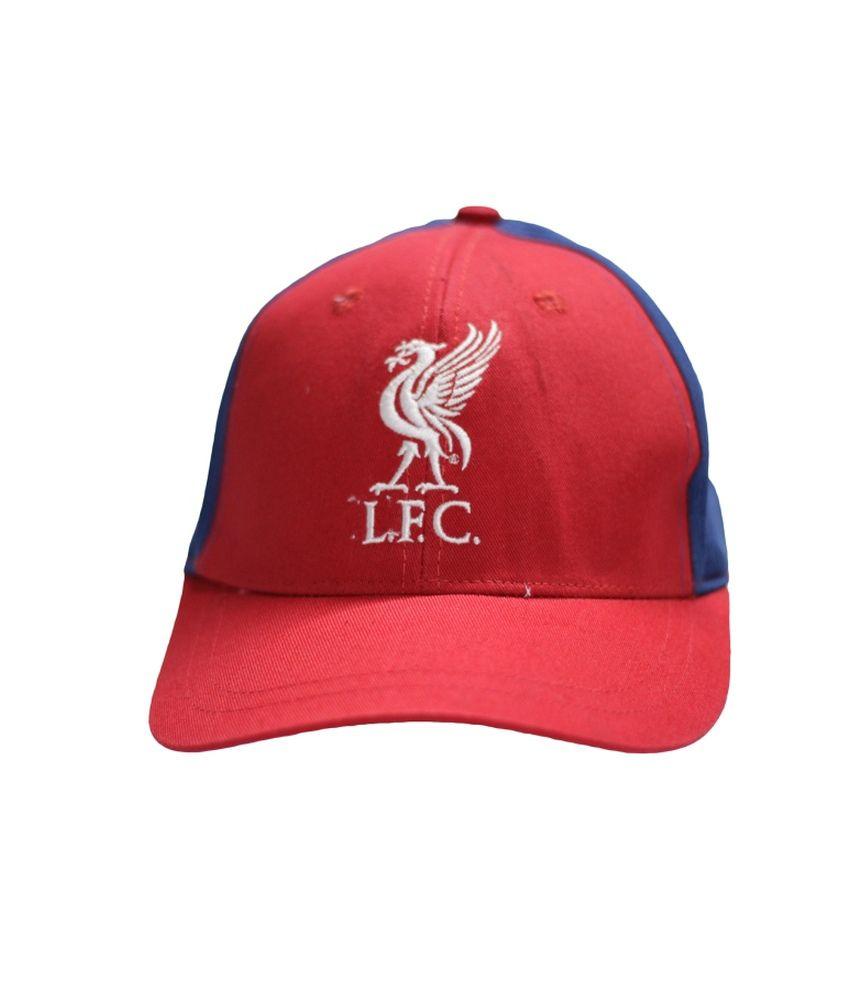 Stylenfashion Red Cotton Sports Cap For Men