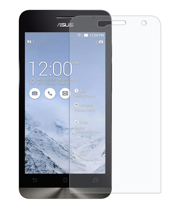 Uni Mobile Care Asus Zenfone 5 Clear Screen Guard - Pack Of 7