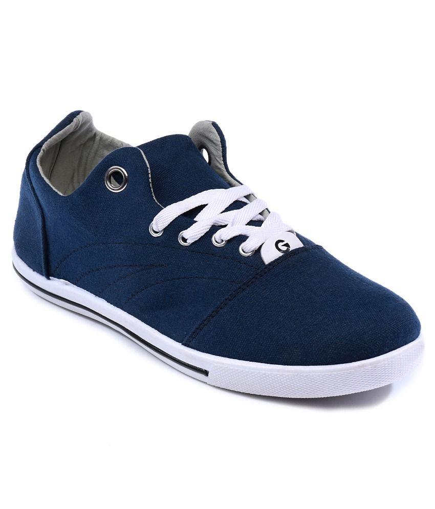 Globalite Sneaker Fx Navy Blue Men