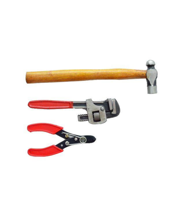 Visko 802 Home Tool Kit (3 Pieces)