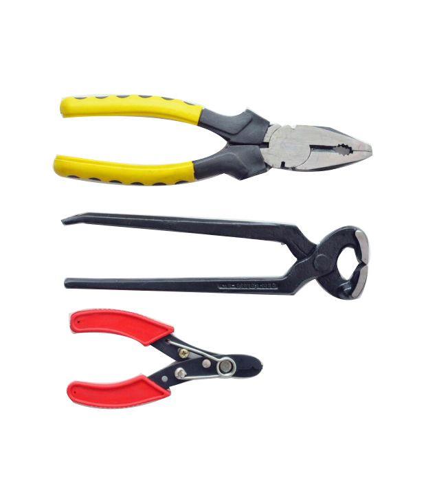 Visko 803 Home Tool Kit (3 Pieces)