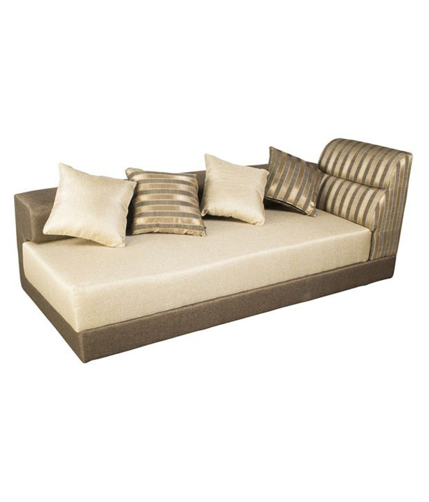 Furniture Sofas Online: FurnitureKraft Clark 2 Seater Sofa With Right Chaise