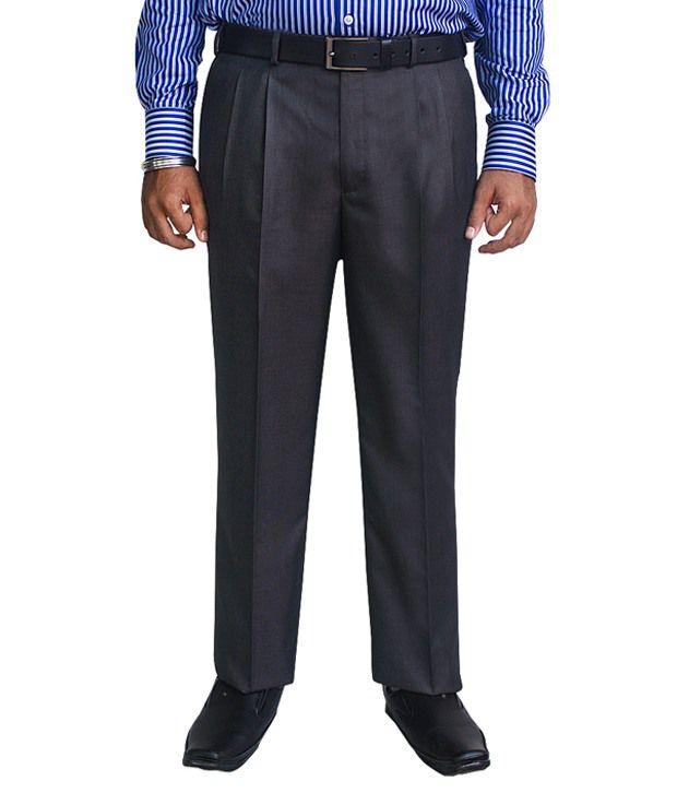 Kinger Brown Comfort Trousers