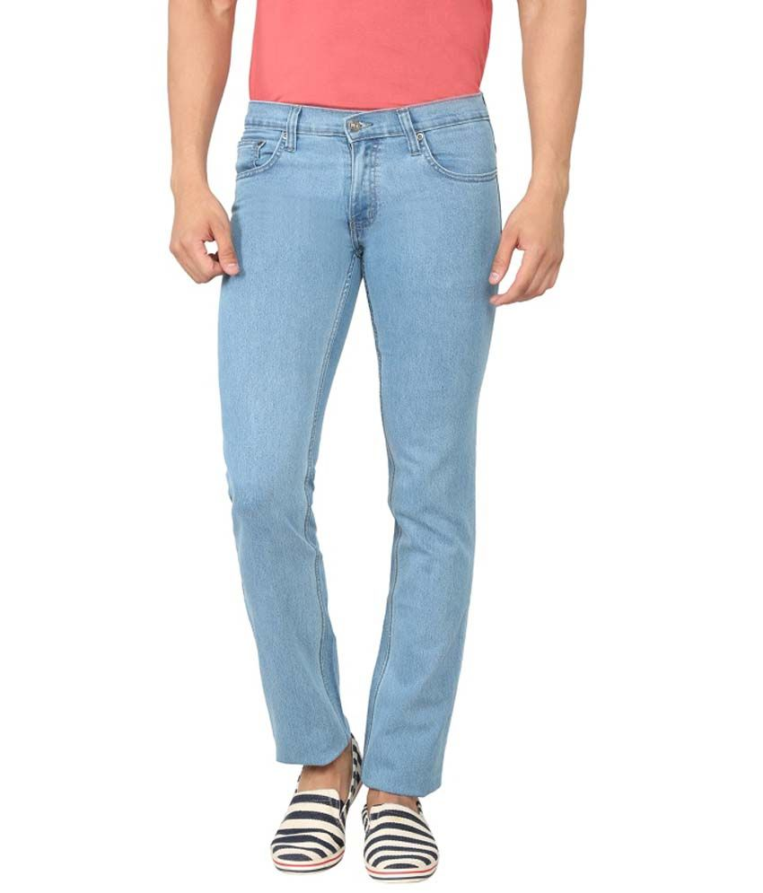 Live In Blue Slim Jeans
