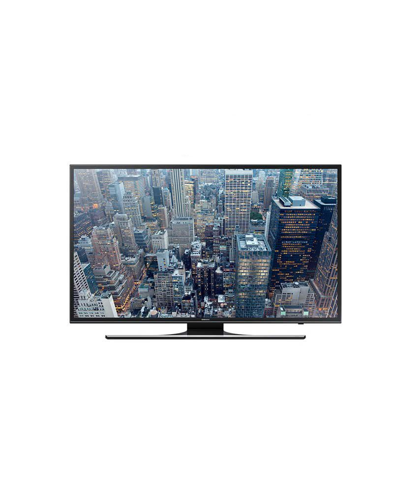 Samsung 40JU6470 102 cm (40) Ultra HD (4K) Smart  LED Television