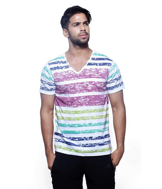 Fashnopolism Cotton T Shirt For Men