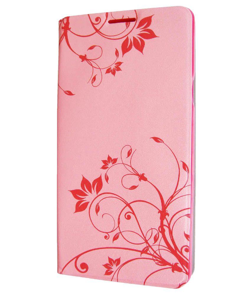 best sneakers 25f01 6985c FrossKin Designer Flip Covers For Apple iPhone 6-4.7 Light Pink ...